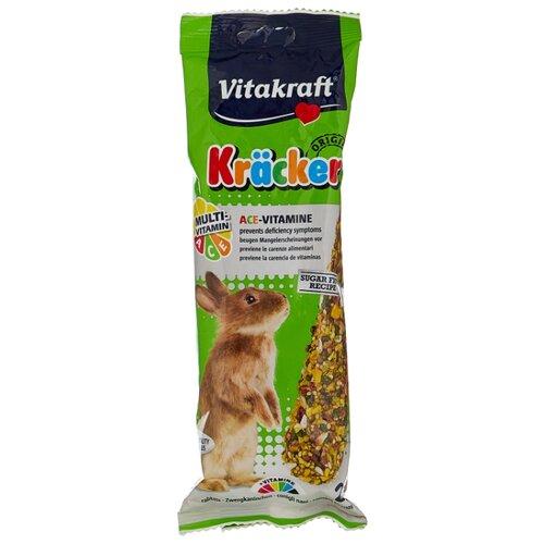 Лакомство для кроликов Vitakraft Крекеры Original мультивитамин 50 г