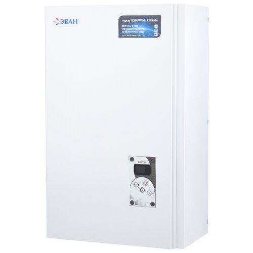 Электрический котел ЭВАН Warmos-IV-9,45 9.45 кВт одноконтурный котёл электрический эван warmos iv 7 5 12008 380 в