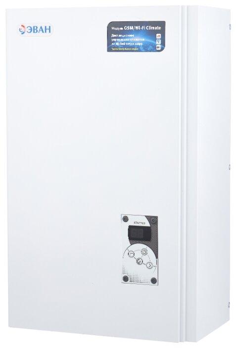 Электрический котел ЭВАН Warmos-IV-9,45, 9.45 кВт, одноконтурный фото 1