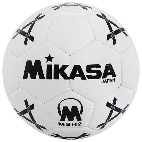 Фото - Мяч для гандбола Mikasa MSH 2 белый/черный s 289 msh