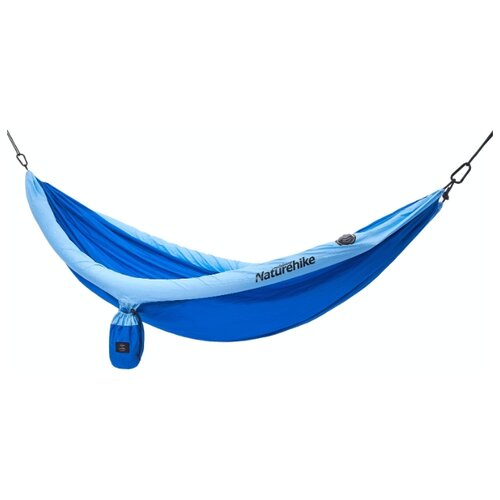 Гамак Naturehike с надувным бортом (NH18D002-C) blue