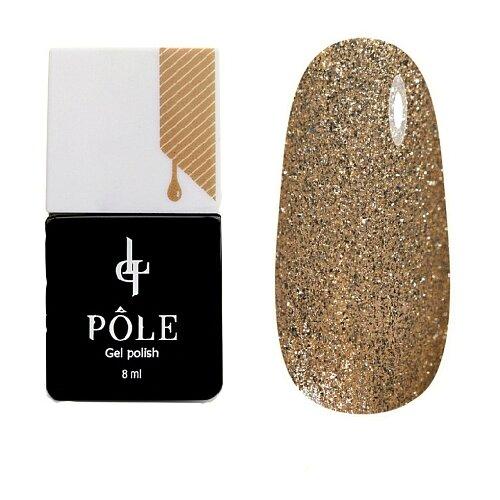 Гель-лак Pole Classic line, 8 мл, оттенок Золотой Песок charme pro line гель лак 177 золотой песок