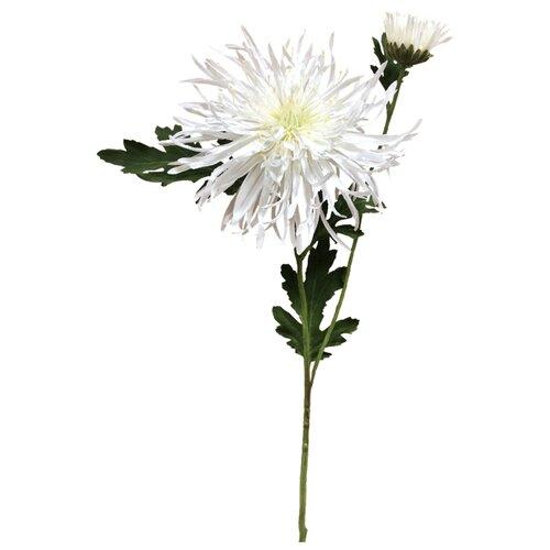 Home Philosophy Хризантема 73 см (FLS415) белыйИскусственные растения<br>