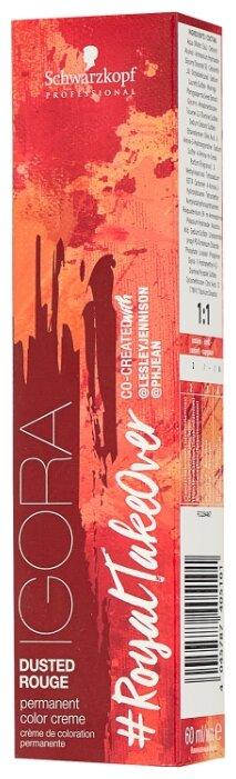 Schwarzkopf Professional Igora Royal Take Over крем-краситель для волос Dusted Rouge, 60 мл