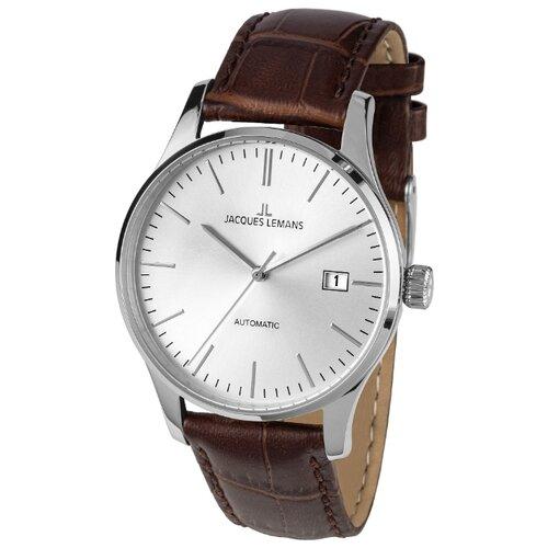 Фото - Наручные часы JACQUES LEMANS 1-2073B наручные часы jacques lemans 1 2110e