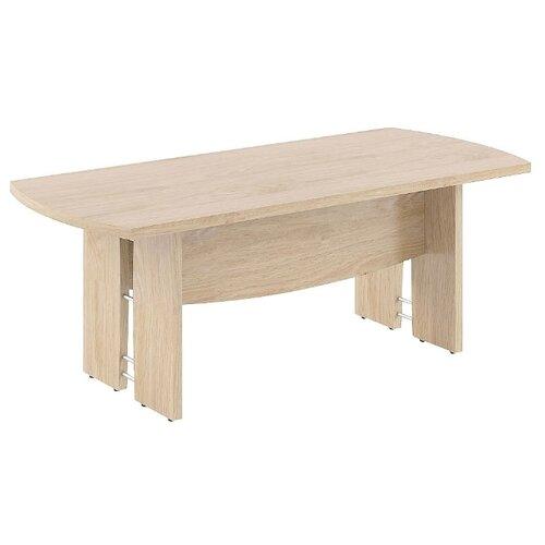 Стол для переговоров Skyland Born B 121, ДхШ: 200 х 90 см, дуб девон