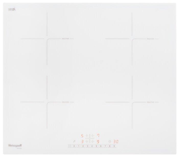 Электрическая варочная панель Weissgauff HI 640 WSC