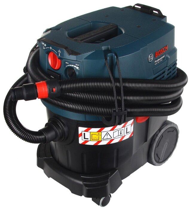 Профессиональный пылесос BOSCH GAS 35 L AFC 1380 Вт