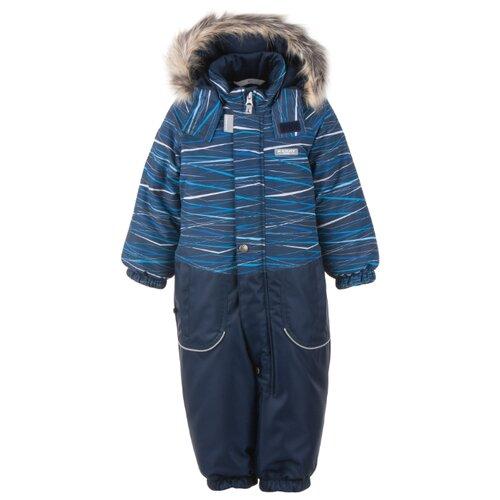 Купить Комбинезон KERRY DAHLE K20409 размер 80, 02290 синяя полоска, Теплые комбинезоны