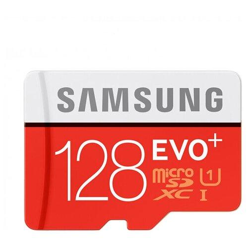 Фото - Карта памяти Samsung EVO microSDXC 128Gb Class 10 UHS-I U1 карта памяти microsdxc apacer 64 гб class 10 uhs i u1