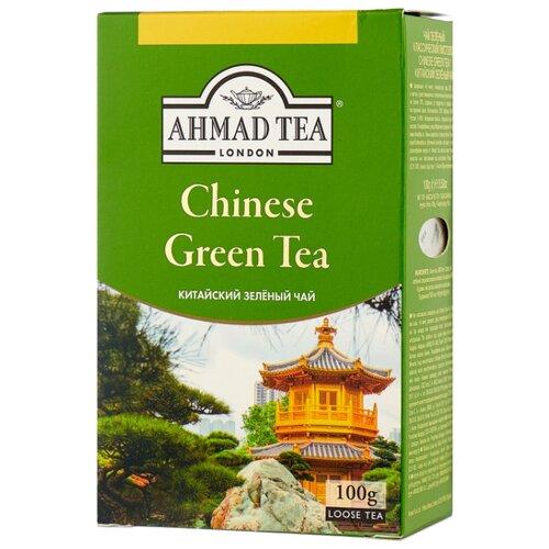 Фото - Чай зеленый Ahmad tea Chinese, 100 г chinese ancient trees black tea leaves