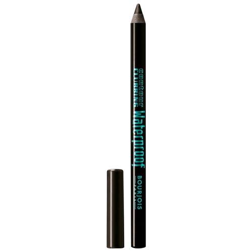Bourjois Водостойкий карандаш для глаз Contour Clubbing Waterproof, оттенок 41 Black Party