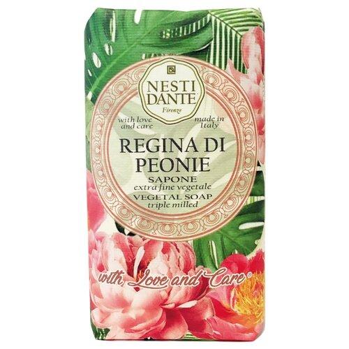 Купить Мыло кусковое Nesti Dante Love and Care Regina Di Peonie, 250 г