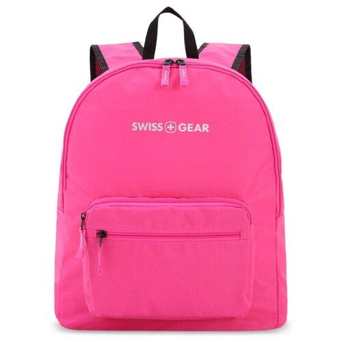 Рюкзак SWISSGEAR складной розовый 21 л