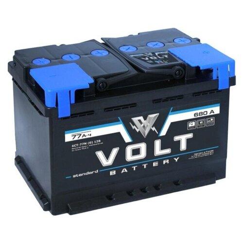 цена на Автомобильный аккумулятор Volt STANDARD VS7701
