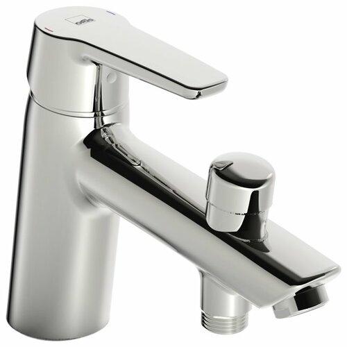 Смеситель для ванны с подключением душа Oras Saga 3946F однорычажный смеситель для душа oras saga 1987