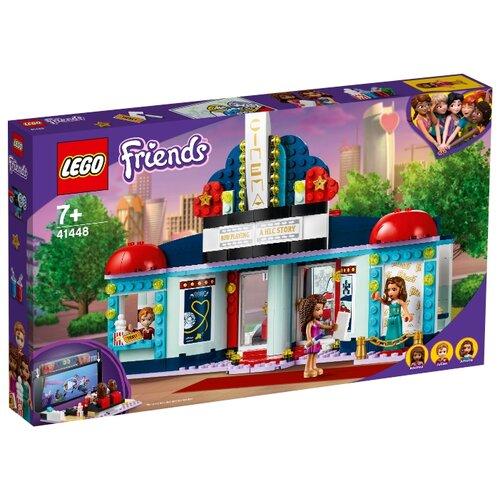 Купить Конструктор LEGO Friends 41448 Кинотеатр Хартлейк-Сити, Конструкторы