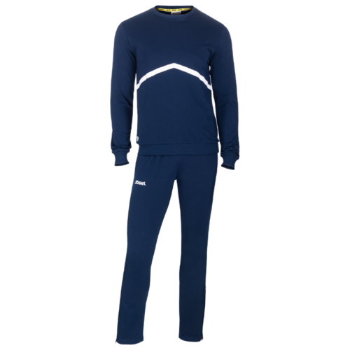 Спортивный костюм Jogel размер XS, темно-синий/белый платье oodji ultra цвет красный белый 14001071 13 46148 4512s размер xs 42 170
