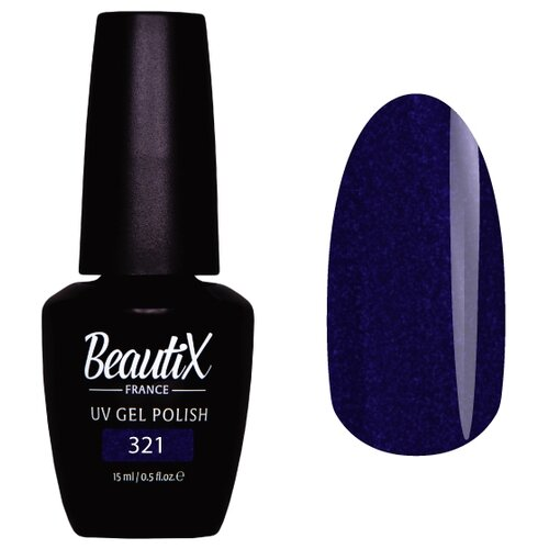 Гель-лак Beautix UV Gel Polish, 15 мл, оттенок 321 моноблок hp proone 440 g4 aio 23 8 intel core i3 8100t 8gb ddr4 1000gb 128gb ssd dvd rw intel uhd graphics 630 wifi bt kbd mouse windows 10 pro
