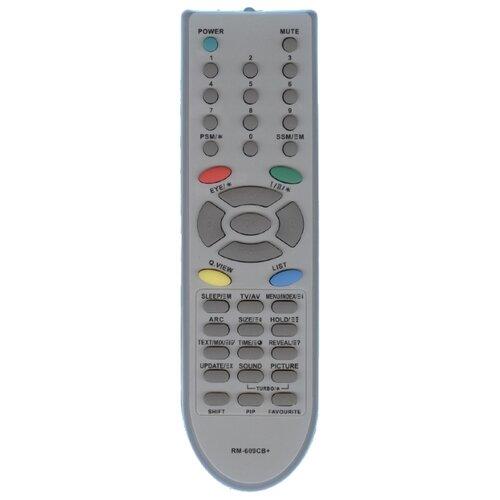 Фото - Пульт ДУ Huayu RM-609CB+ для телевизоров LG серый пульт ду huayu rm 836c для для телевизоров philips rc1205b 30063555 rc0770 rc19036002 rc19036001 rc19042001 серый
