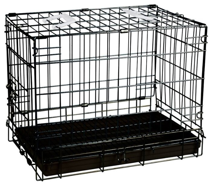 Клетка для собак Triol 30691001 51х33х40 см