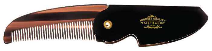 Расческа для усов и бороды Metzger MB-CA0301.038