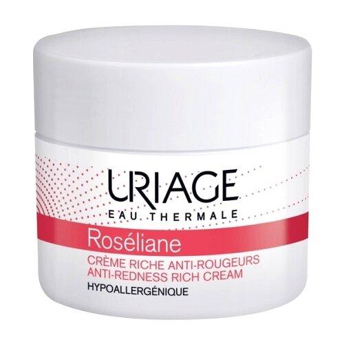 Uriage Roseliane Anti-Redness Rich Cream Насыщенный крем для лица против покраснений, 40 мл uriage light water cream