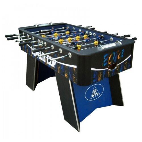 Игровой стол для футбола DFC World Cup GS-ST-1282 синий/черный