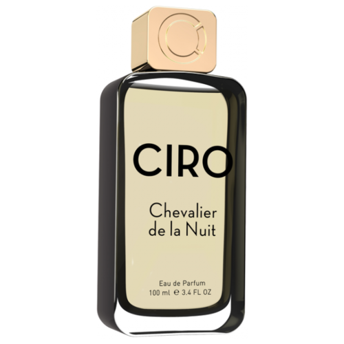 Купить Парфюмерная вода Ciro Chevalier de la Nuit, 100 мл