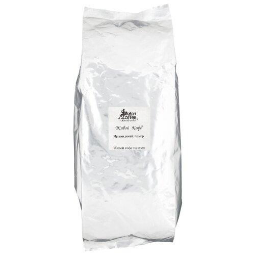 Кофе в зернах Живой Кофе Ирландский ликер, арабика, 1 кг живой а спартанец