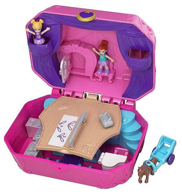 Игровой набор Mattel Polly Pocket - Музыкальная шкатулка GCJ88