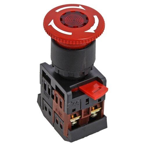 Нажимная кнопка (кнопочный выключатель/переключатель) в сборе EKF pbn-ane