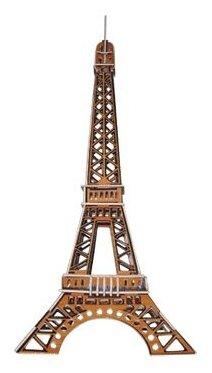 """Сборная деревянная модель, цветная """"Эйфелева башня"""" — купить по выгодной цене на Яндекс.Маркете"""