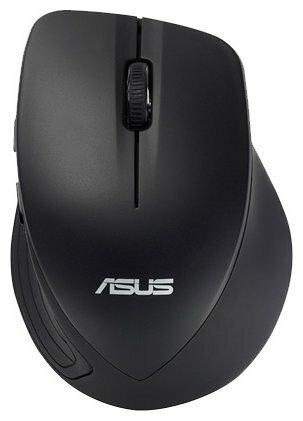 Мышь ASUS WT465 Black USB