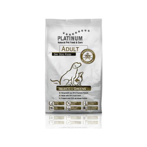 Сухой корм для собак PLATINUM свинина 1.5 кг по цене 1 597