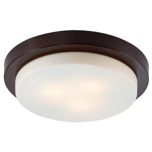 Светильник без ЭПРА Odeon light Holger 2744/3C, D: 33 см, E14 накладной светильник odeon light yun 2177 3c