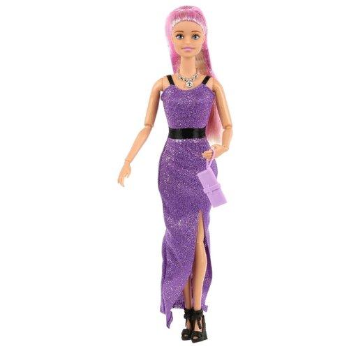 Кукла Карапуз София в блестящем платье, 29 см, 99305-6-S-AN цена 2017