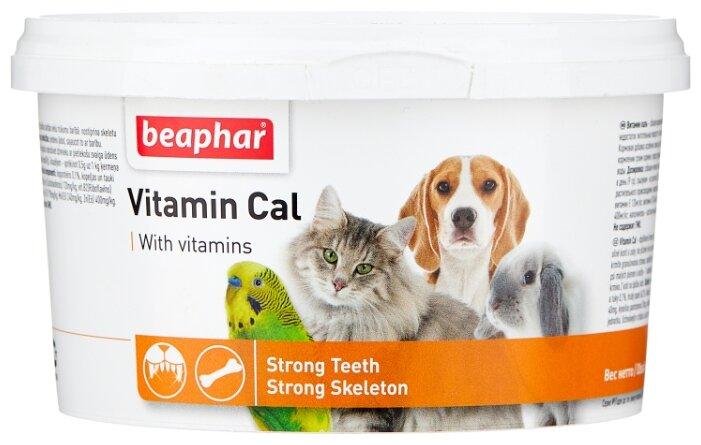 Добавка в корм Beaphar Vitamin Cal