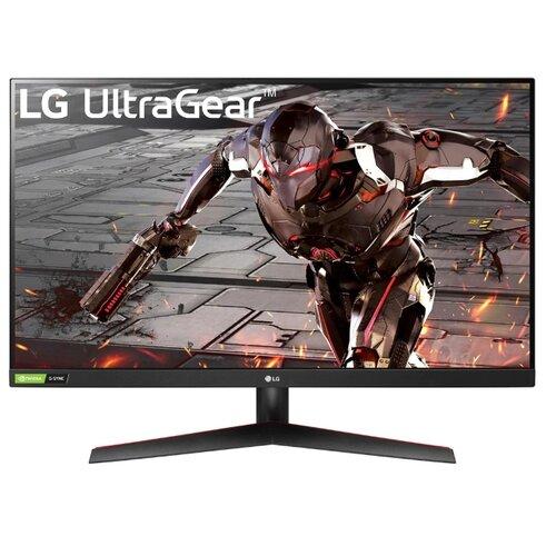 """Монитор LG 32GN500-B 31.5"""" черный"""