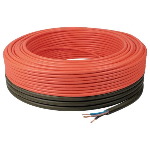 Греющий кабель резистивный Обогрев Люкс НКПБ-40 75 м 3000 Вт по цене 5 450