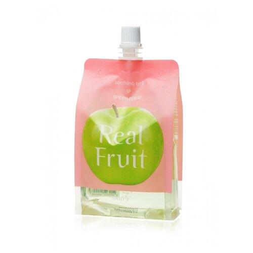 Гель для тела Skin79 Real Fruit Soothing Gel Green Apple, 300 г
