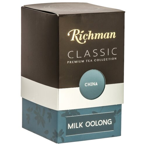 Чай улун Richman Milk oolong , 100 г фото