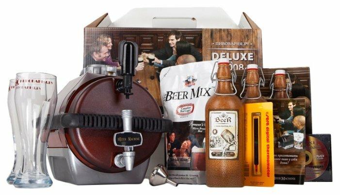 Мини-пивоварня BeerMachine DeLuxe 2008 фото 1