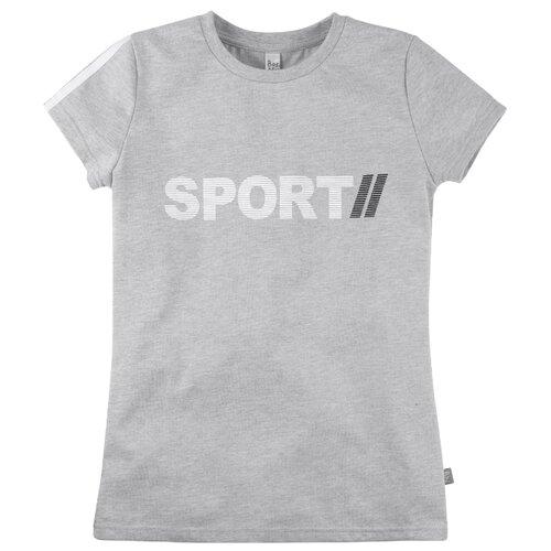 Футболка Bossa Nova, размер 134, серый футболка bossa nova размер 134 голубой