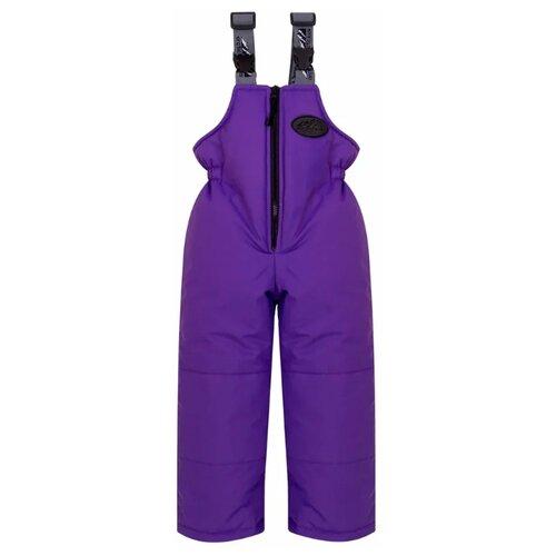 Полукомбинезон Arctic Kids размер 122-128, фиолетовый по цене 1 700