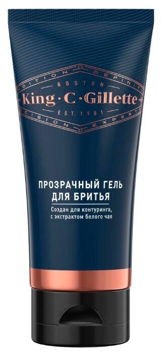 Гель для бритья King C. Gillette Gillette