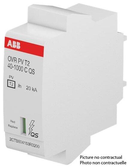Разрядник для молниезащиты систем энергоснабжения ABB 2CTB803950R1000