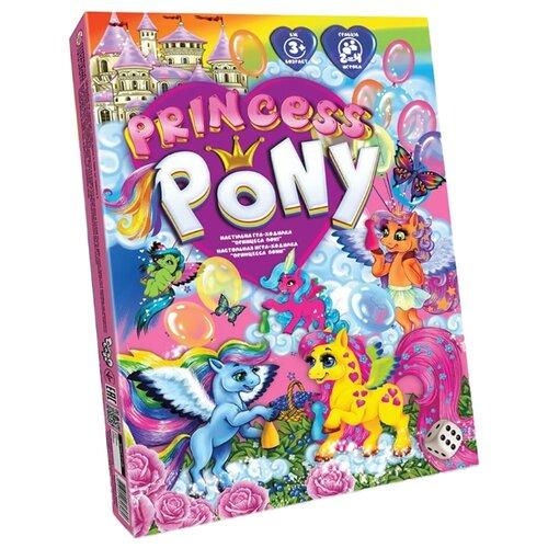 Купить Настольная игра Danko Toys Princess Pony, Настольные игры