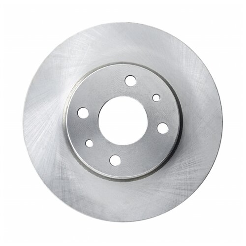 Комплект тормозных дисков задний Valeo 297456 262x10 для Kia Rio, Hyundai Solaris, Hyundai i20 (2 шт.)