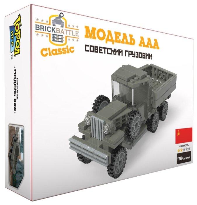 Конструктор Город Игр BrickBattle GI-7222 Модель-ААА — купить по выгодной цене на Яндекс.Маркете